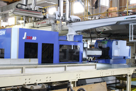 日本製鋼所 JSW 小型電動機 J280AD