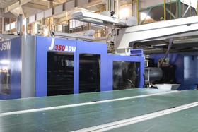 日本製鋼所 JSW 小型電動機 J350AD