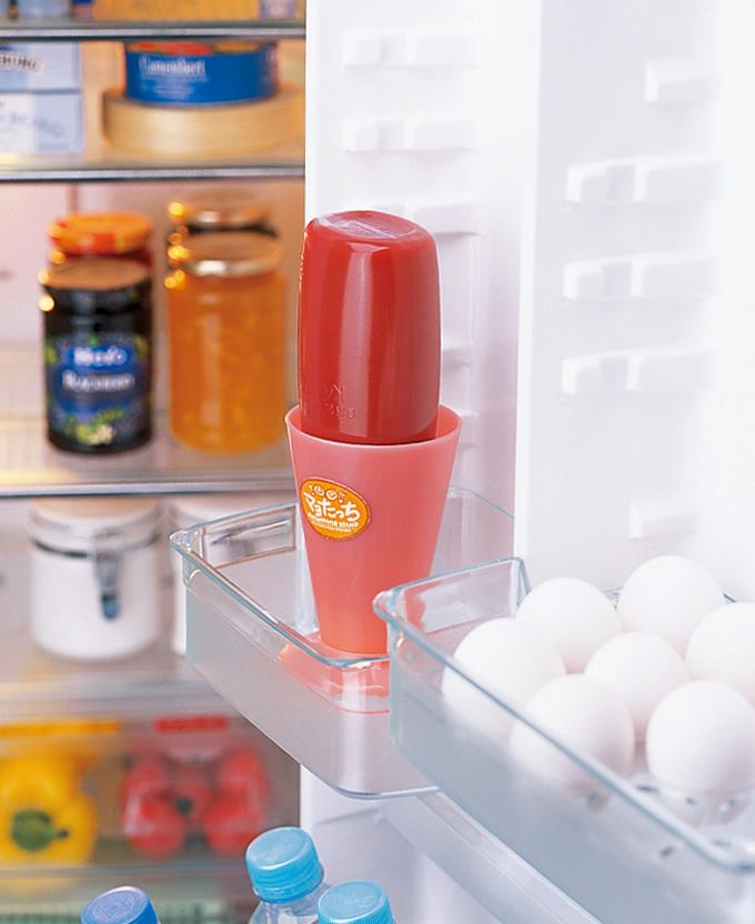 冷蔵庫での使用例